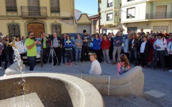 Més de 300 persones participen en la I Marxa Solidària a les Fonts en la Vall d'Uixó