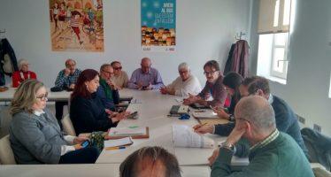 Grezzi reúne a los arquitectos del Parking de Brujas con los agentes sociales del barrio