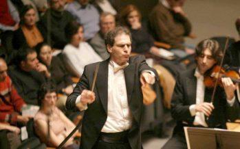 Yaron Traub deja la dirección titular de la Orquesta de Valencia