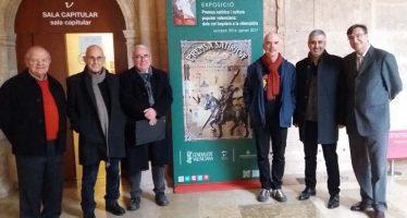 La exposición 'Premsa satírica i cultura popular valenciana'