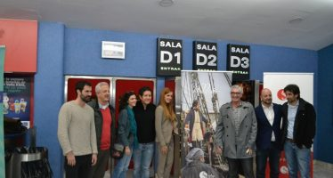 El telefilme '22 ángeles' de Miguel Bardem se presenta en Valencia
