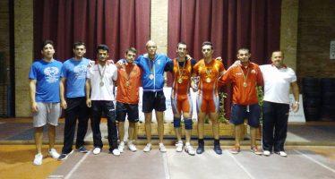 El Valencia Club de Halterofilia premia a la Fundación Deportiva Municipal