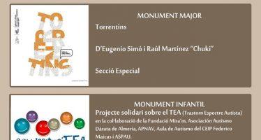 La Plaça presenta sus proyectos del 75 Aniversario que competirán en la Sección Especial de Torrent
