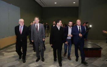 Puig anuncia que el CADA se convertirá en la subsede del IVAM en Alcoy