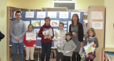 La concejalía de Cultura de Chiva entrega los premios Leer en Verano es Sano