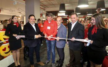 Conforama inaugura su nueva tienda en Finestrat