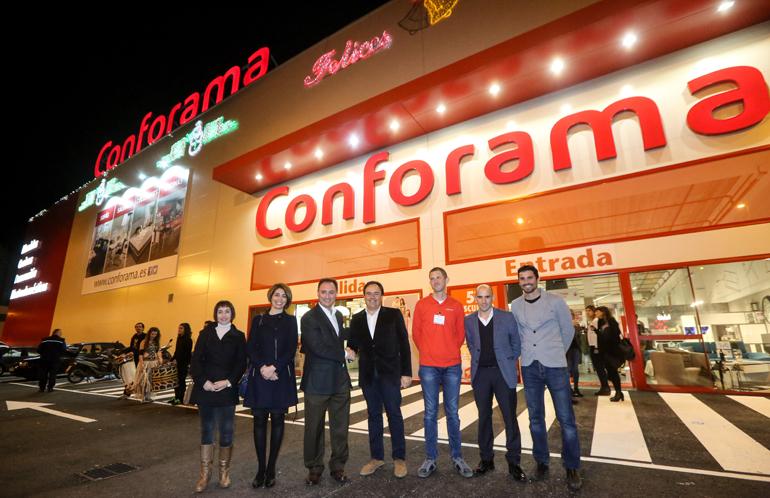 Conforama inaugura su nueva tienda en finestrat - Catalogo conforama alicante ...