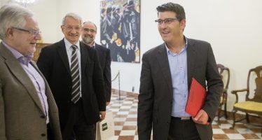 La Diputación renueva de forma indefinida su colaboración con la UNED