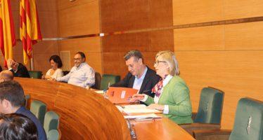 C´s pide que se reduzca la cuantía máxima de los contratos de la Diputación
