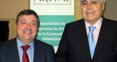 El empresario Custodio Monfort sustituye a Ximo Magalló en la presidencia de Arival