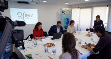 AJE Valencia pone el foco en la consolidación empresarial