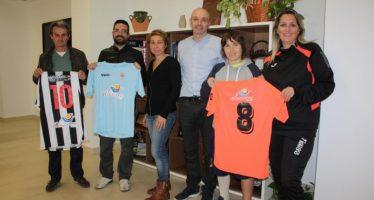Almassora publicitará su marca turística a través del CD Almazora y Joventut Almassora CF