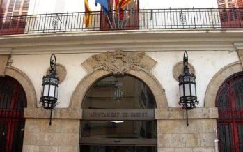 El Ayuntamiento de Sagunto solicitará a Les Corts la tramitación de la ley de función social de la vivienda