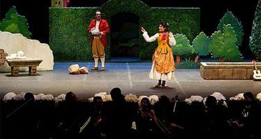La ópera 'Bastián y Bastiana' para público familiar y escolar, en el Auditorio de Castellón