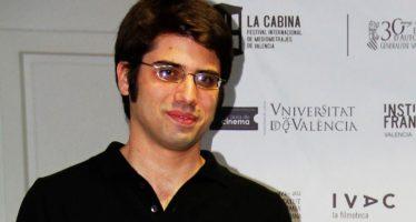 Carlos Madrid, nuevo director de Cinema Jove