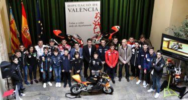 El Circuit y la Diputación de Valencia crearán cantera de pilotos hacia el Mundial