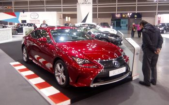 La Feria del Automóvil rompe su récord y alcanza los 2.876 coches vendidos