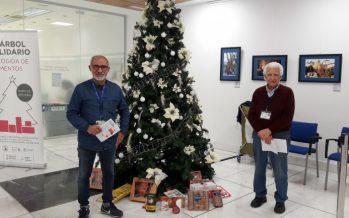 El Hospital de Manises entrega alimentos por valor de 5.000 € para las familias necesitadas