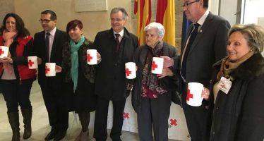 Morera destaca el gran treball de Creu Roja dins i fora del nostre territori