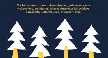 Pessebre: Mercat nadalenc i gastronòmic en Las Naves