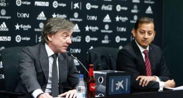 El Valencia CF rechaza las declaraciones de Suso García Pitarch