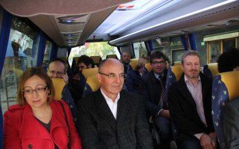 El Consell reactiva la línea de transporte público entre Gandia y Castelló de Rugat