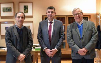 """Morera: """"És importantíssim que València siga capital mundial de l'alimentació sostenible"""""""