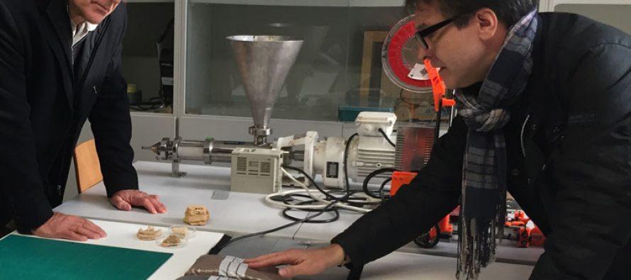 El Ayuntamiento de Valencia apoya la investigación de materiales más sostenibles para las Fallas