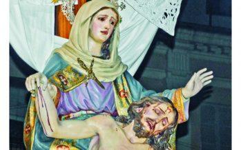El Museo de la Semana Santa Marinera acerca el pasado de la fiesta con las fotos de Mª Carmen Vilaseca