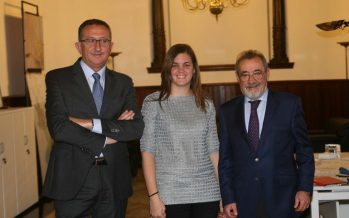 Sandra Gómez pacta con Feria Valencia acciones conjuntas de promoción para CEVISAMA