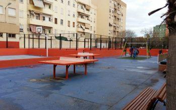 Cuatro barrios de Valencia cuentan ya con nuevas instalaciones deportivas elementales