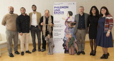Les Arts inicia 2017 con la ópera de Haydn para marionetas 'Philemon und Baucis'