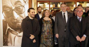 La Generalitat y el Ayuntamiento de Sueca abren a la ciudadanía el Espai Joan Fuster