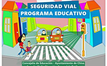 Arranca el programa educativo municipal de Seguridad Vial de Chiva