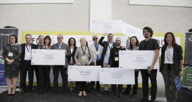 Éstas son las mejores startups en cambio climático de España en 2016