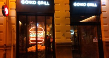 Goiko Grill abre su primer local en Valencia