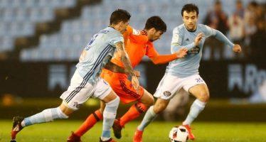 El Valencia CF dice adiós a la Copa del Rey con honor (2-1)