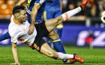 El Valencia CF no funciona ni con el 'Salvador' Voro (1-4)