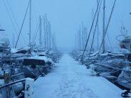 Emergencia por nevadas situación 0 en La Safor, La Costera, La Vall d'Albaida, La Marina Alta y L'Alcoià