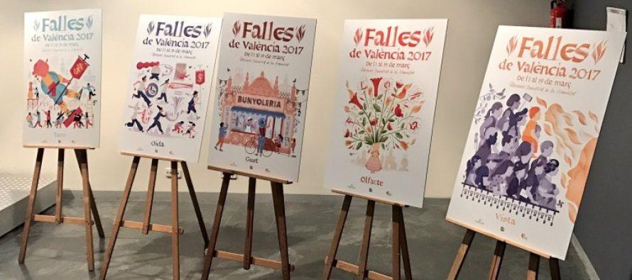 Fuset convoca el concurs del Cartell per a les Falles 2018