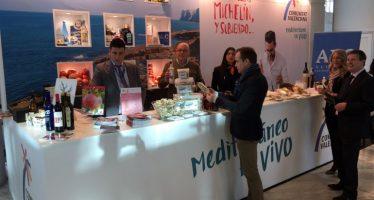 La Comunitat se reivindica como destino gastronómico en Madrid Fusión 2017