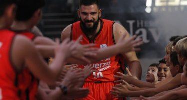 """Dubljevic: """"Un honor llegar a 150 partidos en Liga Endesa y más hacerlo con Valencia Basket"""""""
