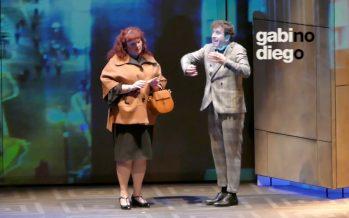 Gabino Diego llega al Olympia cargado de humor para el público valenciano