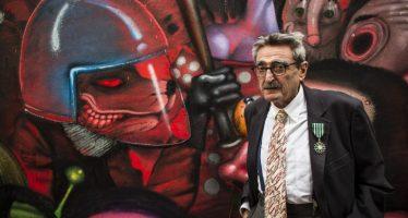 Carlos Pérez dará nombre a una de las salas del Centre del Carme