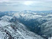 Obras Públicas se prepara para actuar ante incidencias por nieve y hielo en las carreteras valencianas