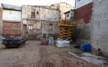 Comencen les obres del parking de Sant Agustí en Xàtiva