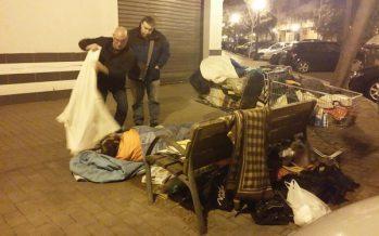 El Ayuntamiento de Valencia afronta la Operación Frío garantizando alojamiento a las personas sin techo