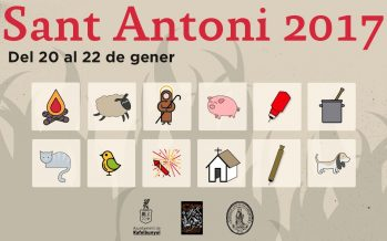 Rafelbuñol retransmite en directo las fiestas de Sant Antoni
