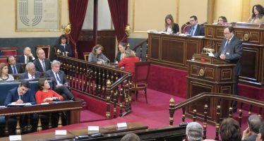 Soler reclama ante el Senado un nuevo sistema de financiación que parta de cero