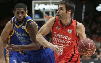 Valencia Basket se deshace de un rival directo (86-81)